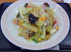皿うどん(リンガーハット)
