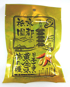 日本一辛い黄金一味柿の種