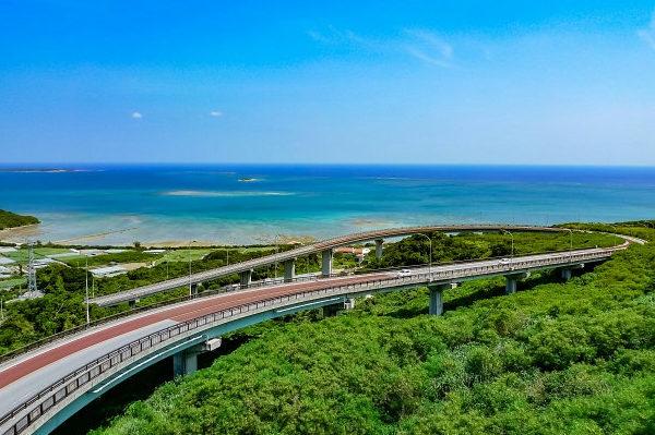 沖縄ニライカナイ橋