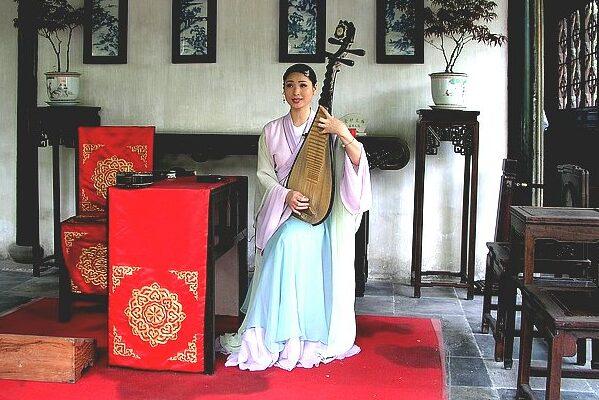 china-lady